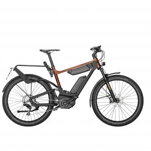 Delite GT touring HS solar orange metallic