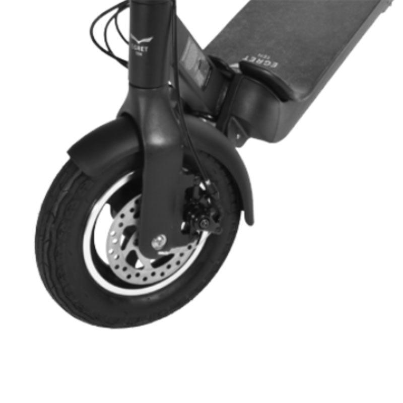 egret ten v2 trottinette lectrique les cyclistes branch s. Black Bedroom Furniture Sets. Home Design Ideas