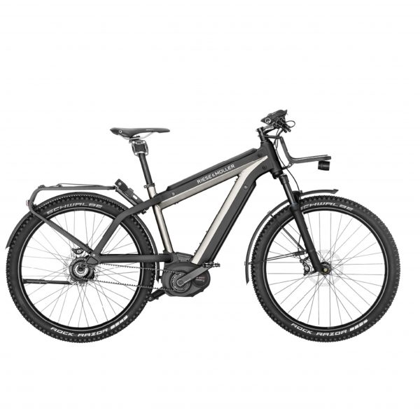 Supercharger GX rohloff gris