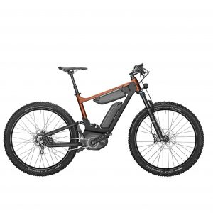 Delite GX mountain rohloff - solar orange metallic