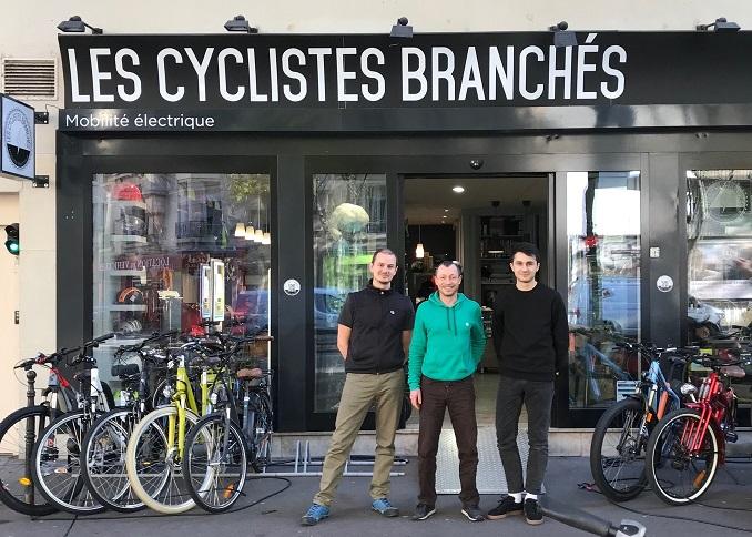Magasin Vélo Electrique Paris