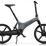 GoCycle GS Gris Noir