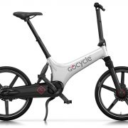 GoCycle GS Blanc Noir