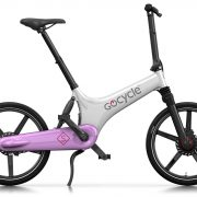 GoCycle GS Blanc Rose