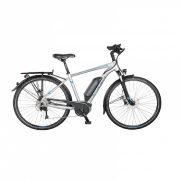 vélo électrique vélo de ville aeb 90 gris