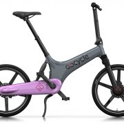 GoCycle GS Gris Rose