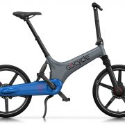 GoCycle GS Gris Bleu