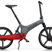 GoCycle GS Gris Rouge