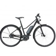 Roadster Mixte city Black