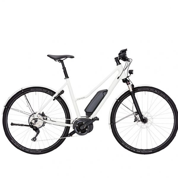 Roadster Mixte city Blanc