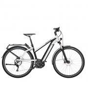 Charger Mixte touring Blanc