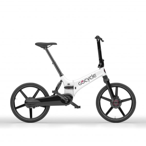 GX gocycle blanc