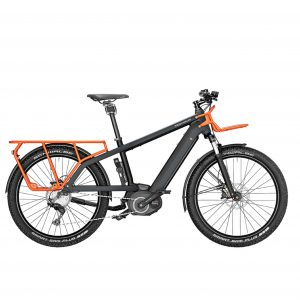 Multicharger GX touring black