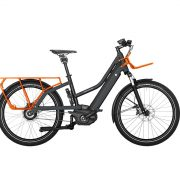 Multicharger vario mixte noir