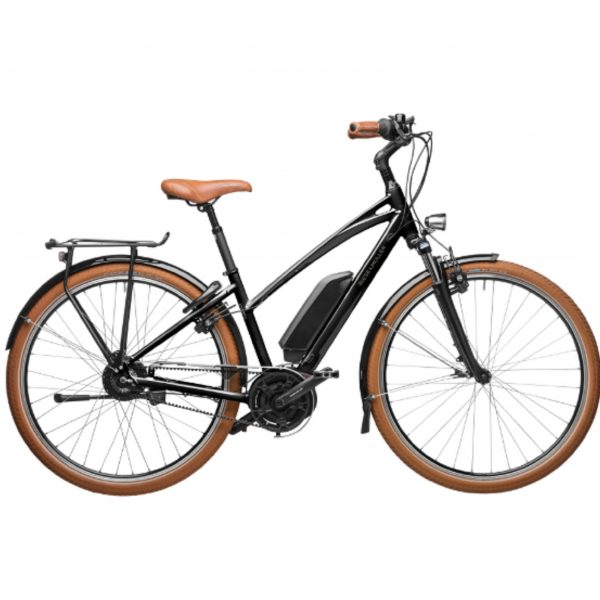 Cruiser Mixte vario urban BLACK