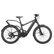 Delite GT touring urban grey mat