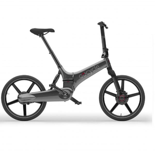 Gocycle gxi gris