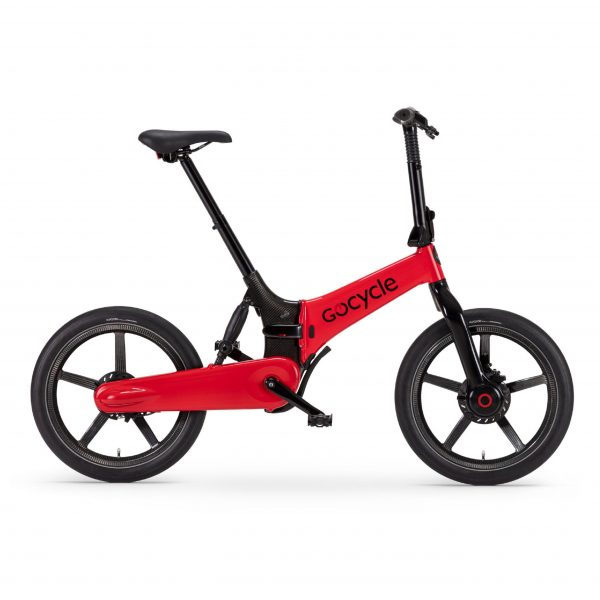 Gocycle G4i + rouge1